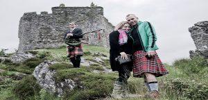 A Scottish Handfasting Ceremony