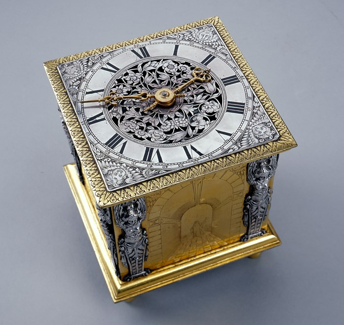The Luxury of Time: Clocks from 1550 - 1750